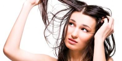 Жирные волосы и перхоть