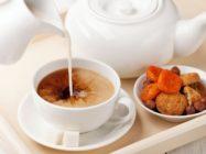 Чай с молоком для похудения: польза и рецепт приготовления
