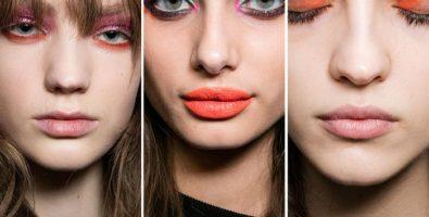 Модный макияж сезона осень/зима 2016-2017