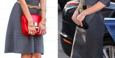 С чем носить серое платье: подбираем колготки, туфли, бижутерию