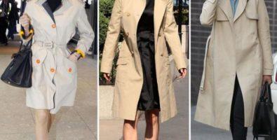 О бежевой куртке, парке и тренче – секреты стильного образа