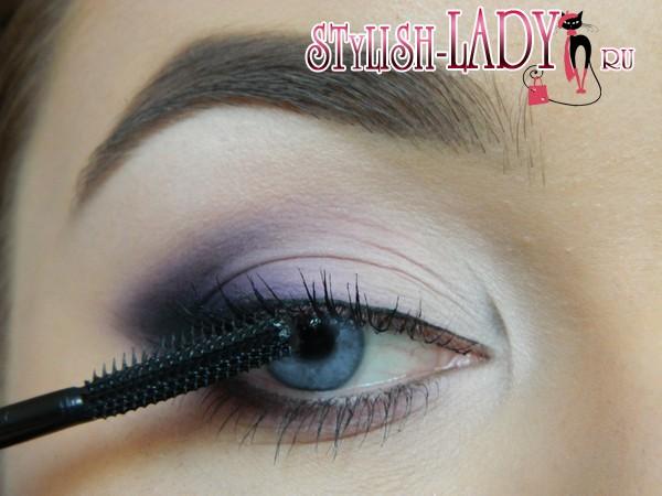 макияж для раскосых глаз на фото