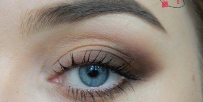 Как правильно тушевать тени, выполняя макияж глаз