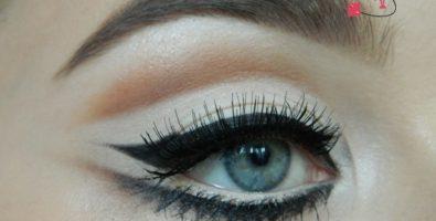 Как увеличить глаза? Кукольный макияж