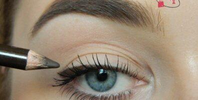 Как правильно, красиво и ровно нарисовать стрелки на глазах? Пошаговый урок