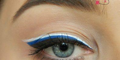 Разновидности стрелок для глаз: как правильно красить