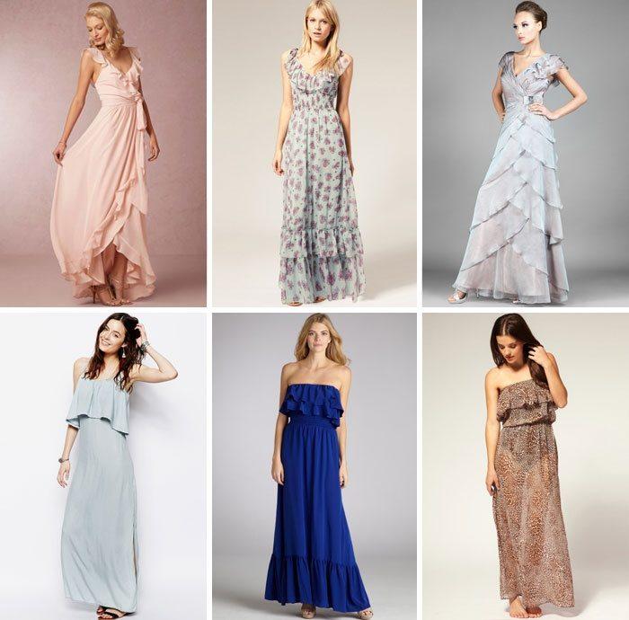 054cb218d55 Платья из шифона. Фасоны и модели платьев из шифона