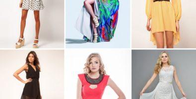 Модные платья из шифона: выбираем свой фасон