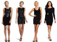 Маленькое черное платье: модные модели и фасоны
