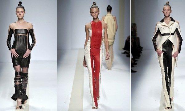 футуристический стиль одежды, фото