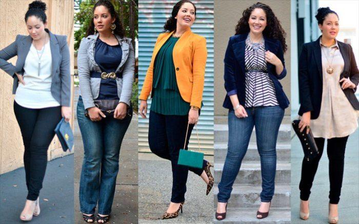 Одежда Для Полных Женщин 45
