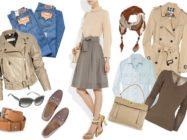 Базовый гардероб на весну