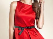 Модные блузки из атласа: модели и фасоны