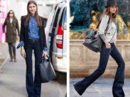 Джинсы темных расцветок… С чем носить темные джинсы?