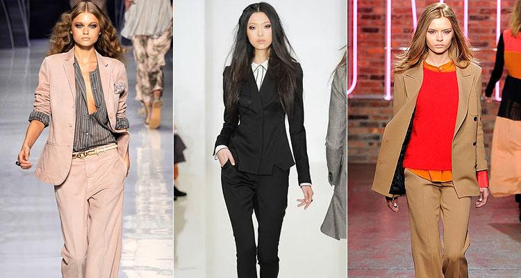 Женские Классические Костюмы Модные