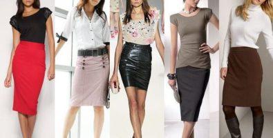 Как выбрать юбку в зависимости от типа фигура?