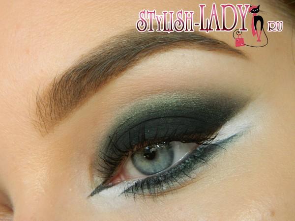 фантазийный макияж для фотосессий, фото