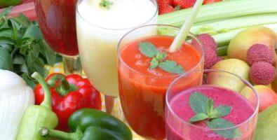 Овощные, фруктовые и другие смузи для похудения