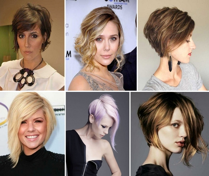 Самые модные стрижки 2017 года женские на средние волосы за 40 лет
