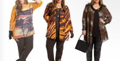 Как одеваться полным девушкам и женщинам: 14 рекомендаций с фото