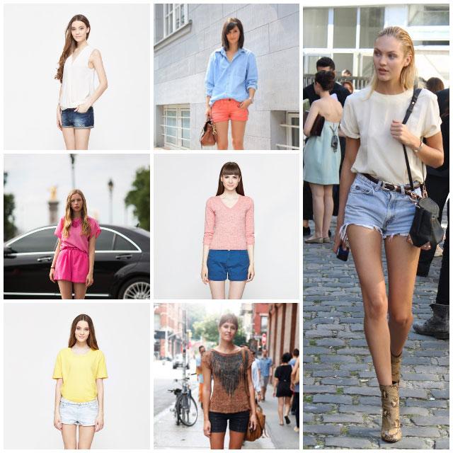 Что одевать летом девушкам