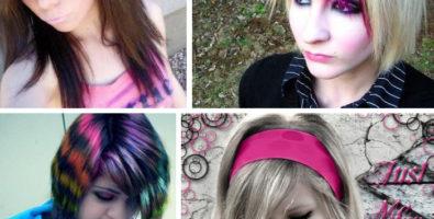 Секреты стиля эмо в одежде, аксессуарах, прическе и маникюре