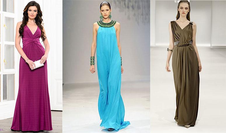 Купить Греческое Платье