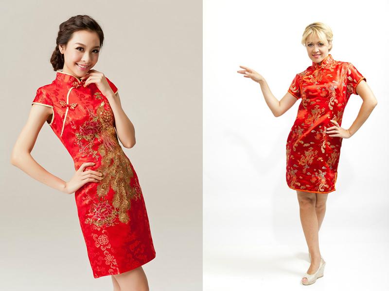 Купить Платье В Китайском Стиле В Интернет Магазине