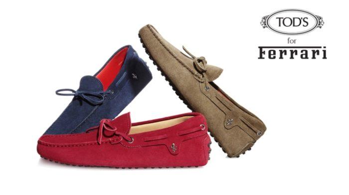 обувной бренд Tod's, фото