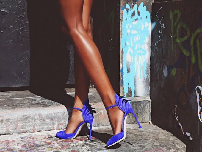 обувной бренд Sergio Rossi, фото