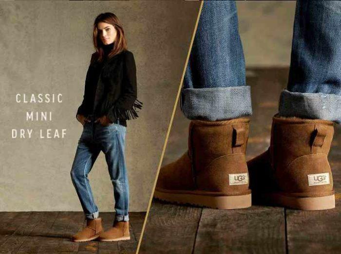 обувной бренд UGG Australia, фото