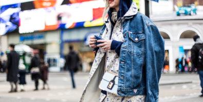 Джинсовая куртка – «палочка-выручалочка» на все случаи жизни в женском гардеробе