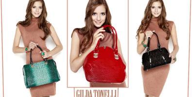 Женские сумки gilda tonelli — высокие технологии и теплота ручной работы