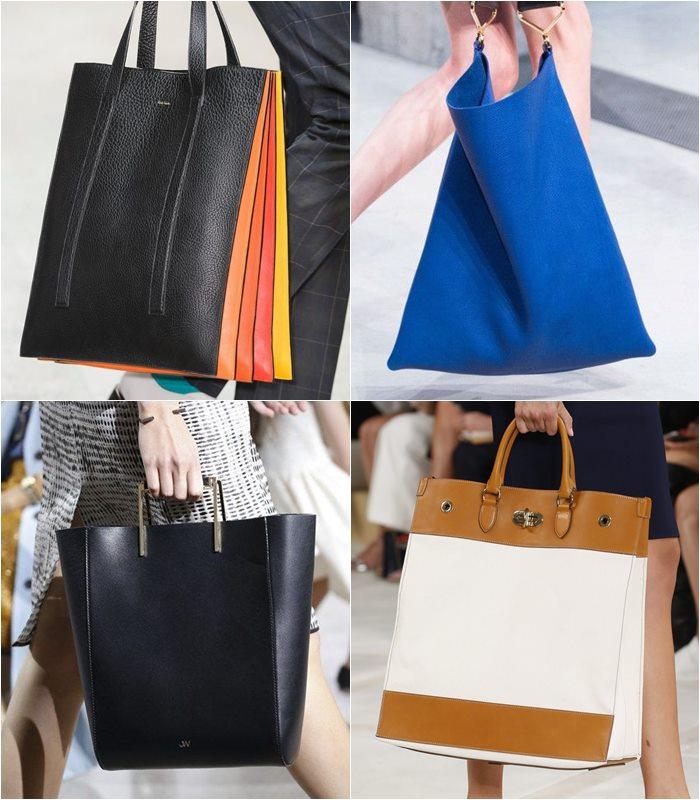 5679cdc42ad3 Какие модели женских сумок предлагают для сезона весна 2017 законодатели  «сумчатой» моды?