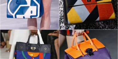 Модели женских сумок. С ремешком через плечо или с ручками?