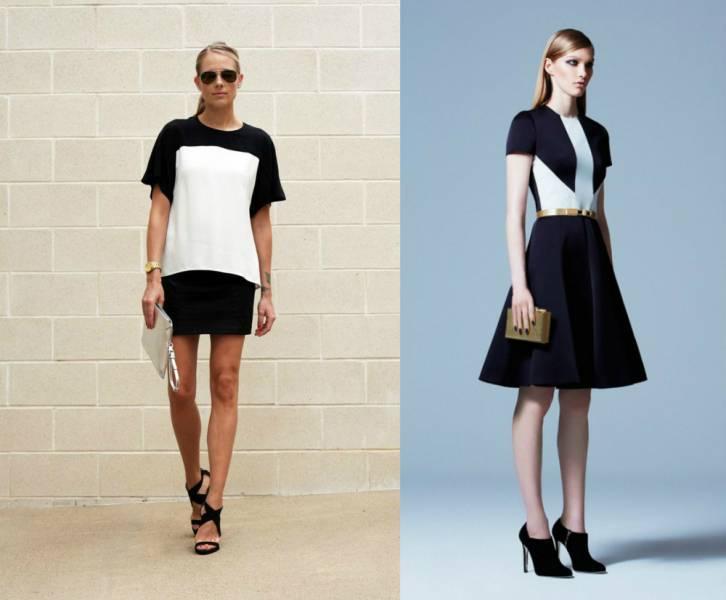 История минимализма в одежде