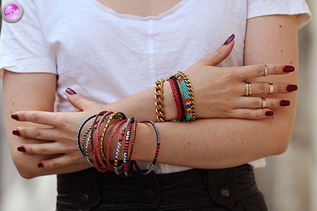 На какой руке носить браслет как оберег