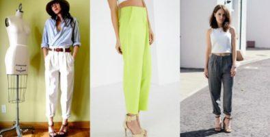 Тонкие ноги – как подобрать одежду