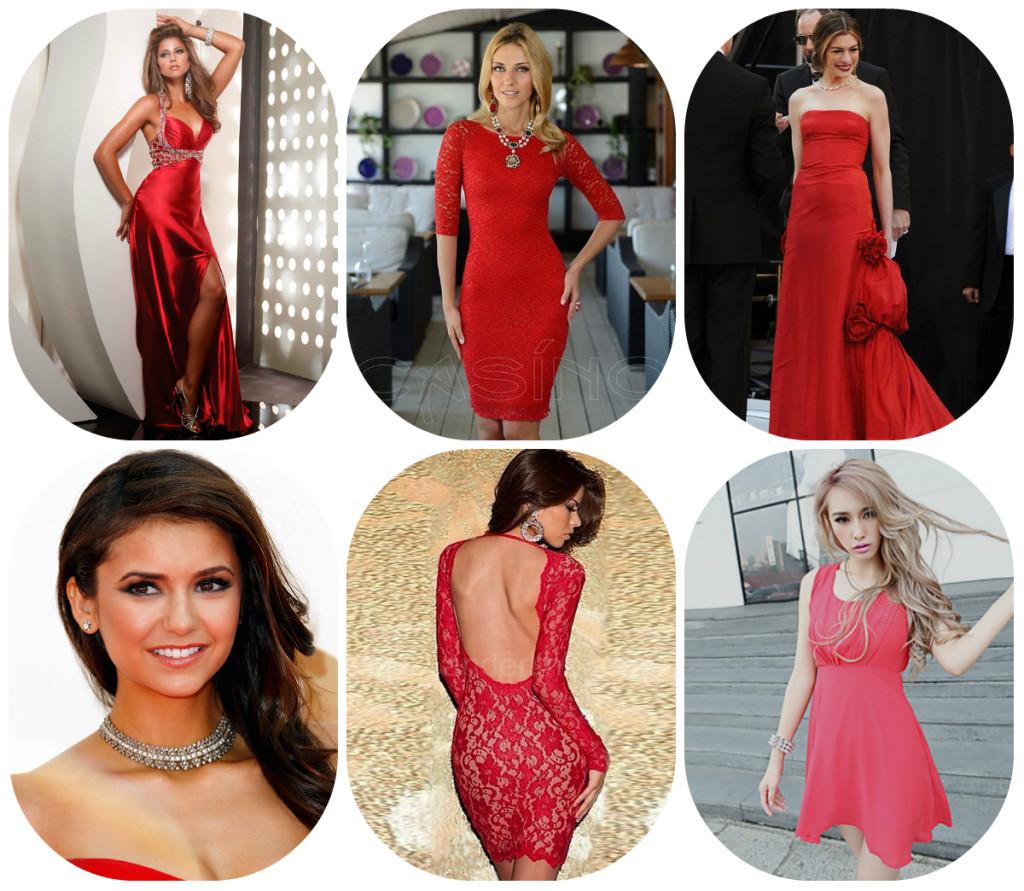 e1a2918d423 Лучшие друзья красного платья  с чем надеть такой яркий наряд