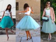 Юбка-пачка: почувствуйте себя балериной! С чем её носить?