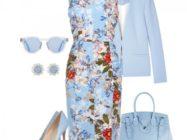 Платье-футляр как идеальный вариант для любой женщины. С чем его носить?
