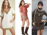 Нежная и женственная туника для всех женщин. С чем её носить?