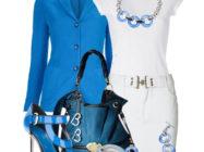 Белое платье в вашем гардеробе. С чем носить?