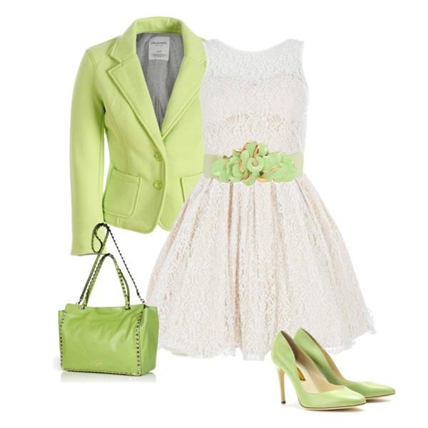 белое кружевное платье, фото