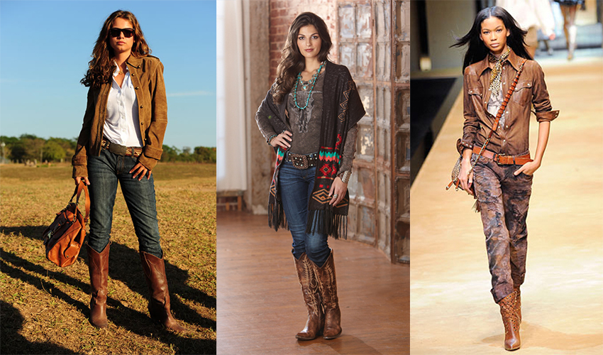 Женские Стили Одежды