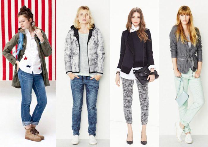 куртки, пальто, плащи в стиле кэжуал (casual), фото