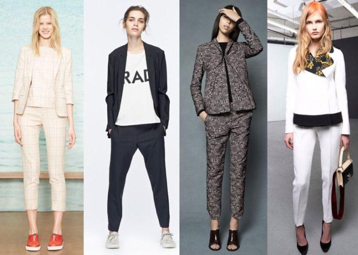 пиджаки в стиле кэжуал (casual), фото