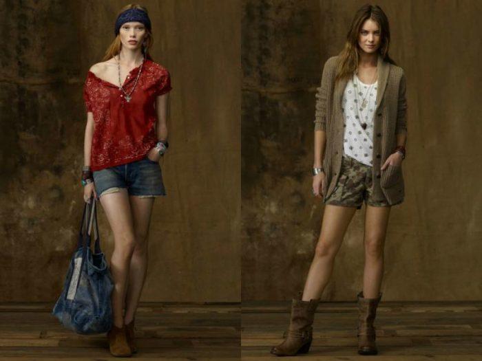 шорты в стиле кэжуал (casual), фото