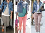 Стильные и удобные брюки дудочки… С чем носить брюки дудочки?