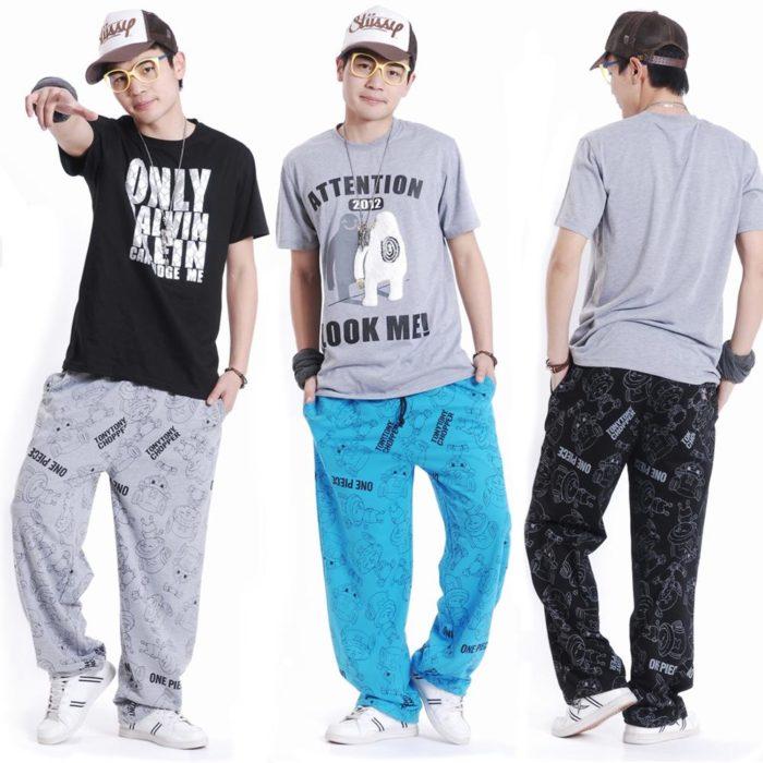 футболки в стиле хип хоп, фото